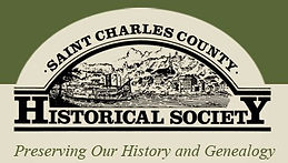 St Charles County Historical Society logo