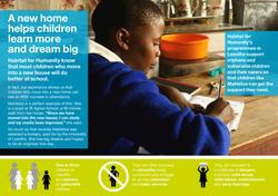 Lesotho appeal leaflet