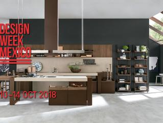 PEDINI San Angel en el Design Week 2018