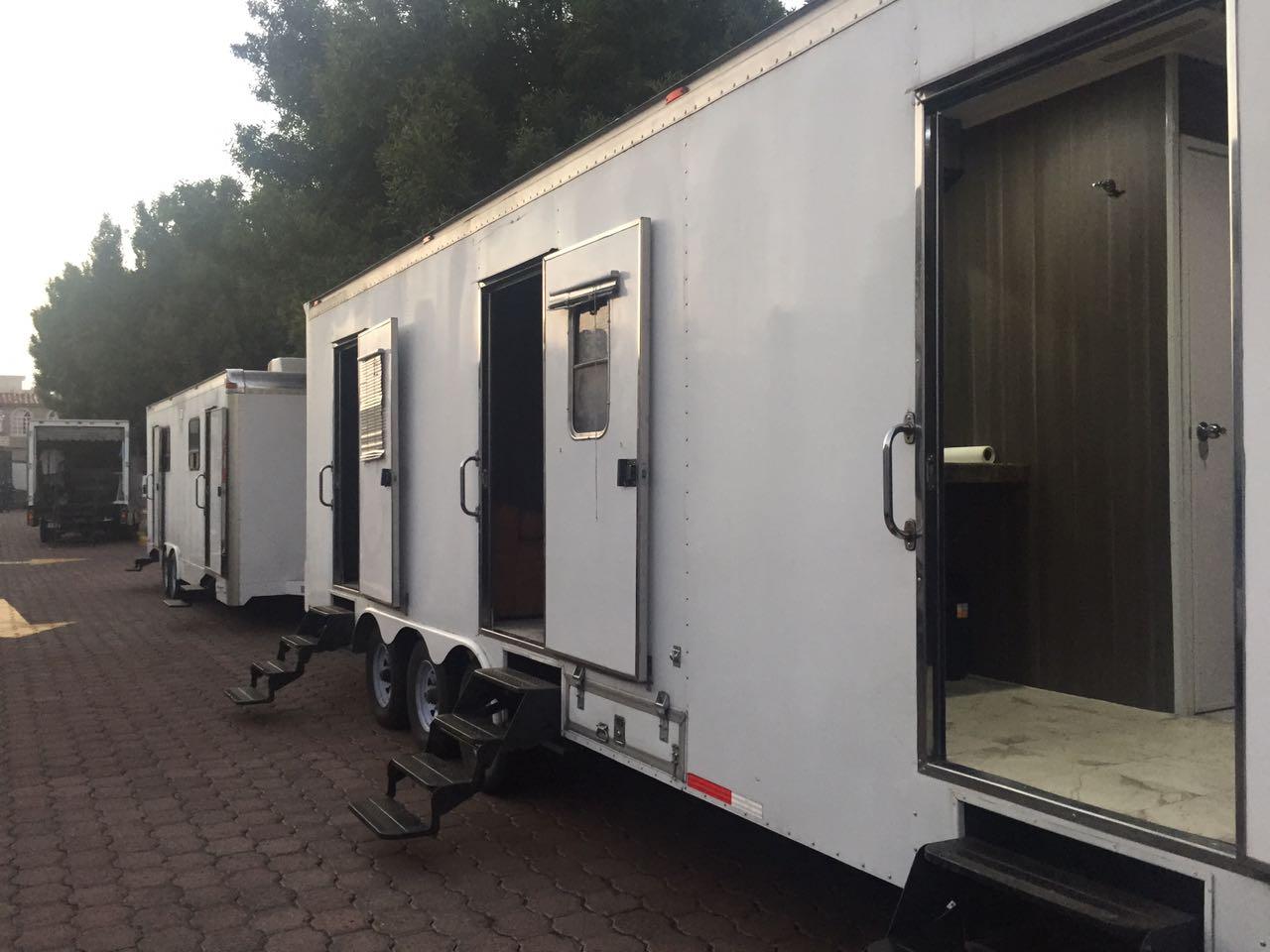 Camper Triple