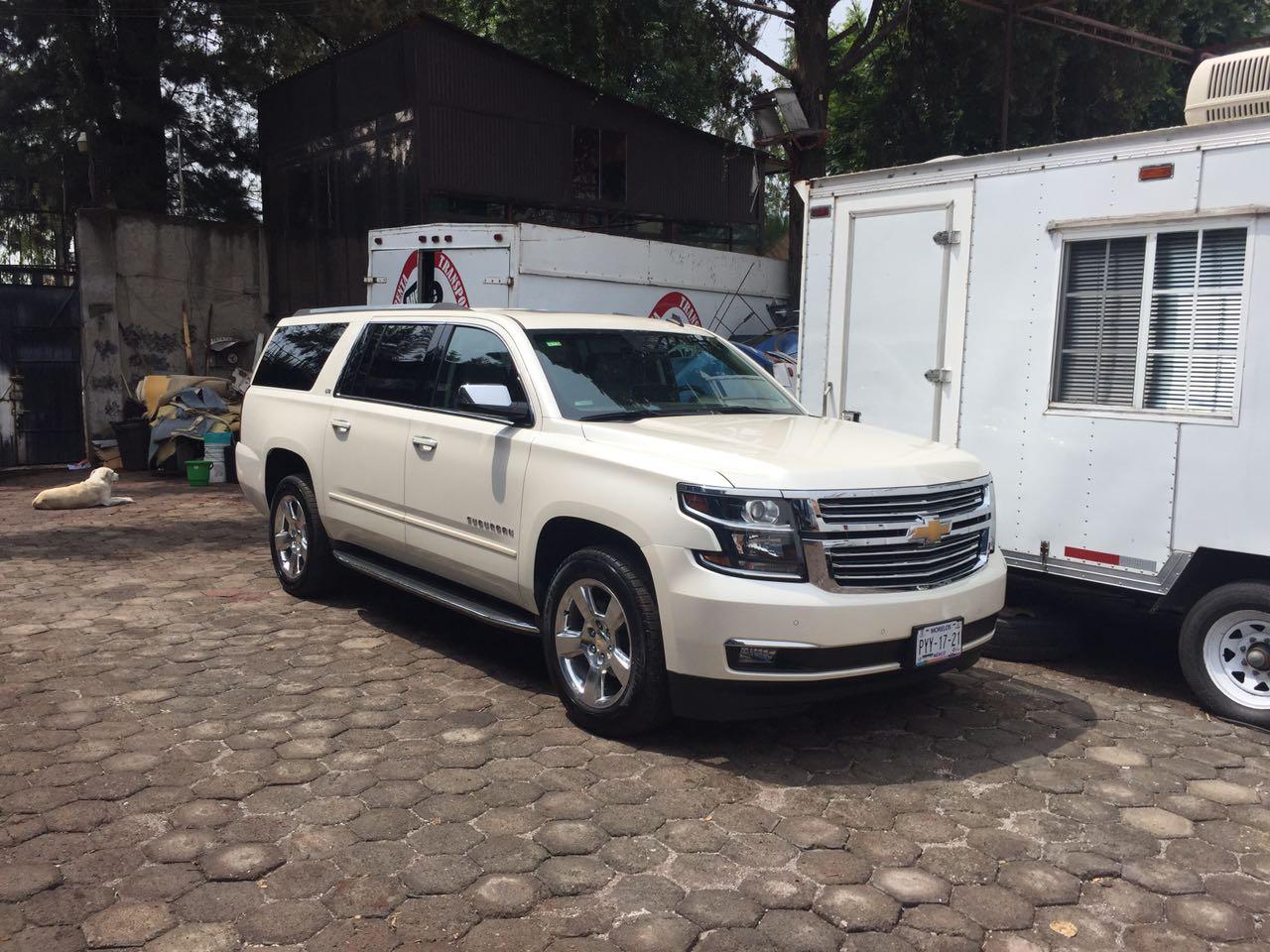 Camioneta Clientes