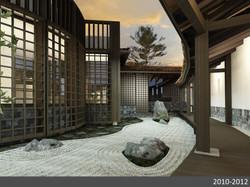 СПА центр японский дворик