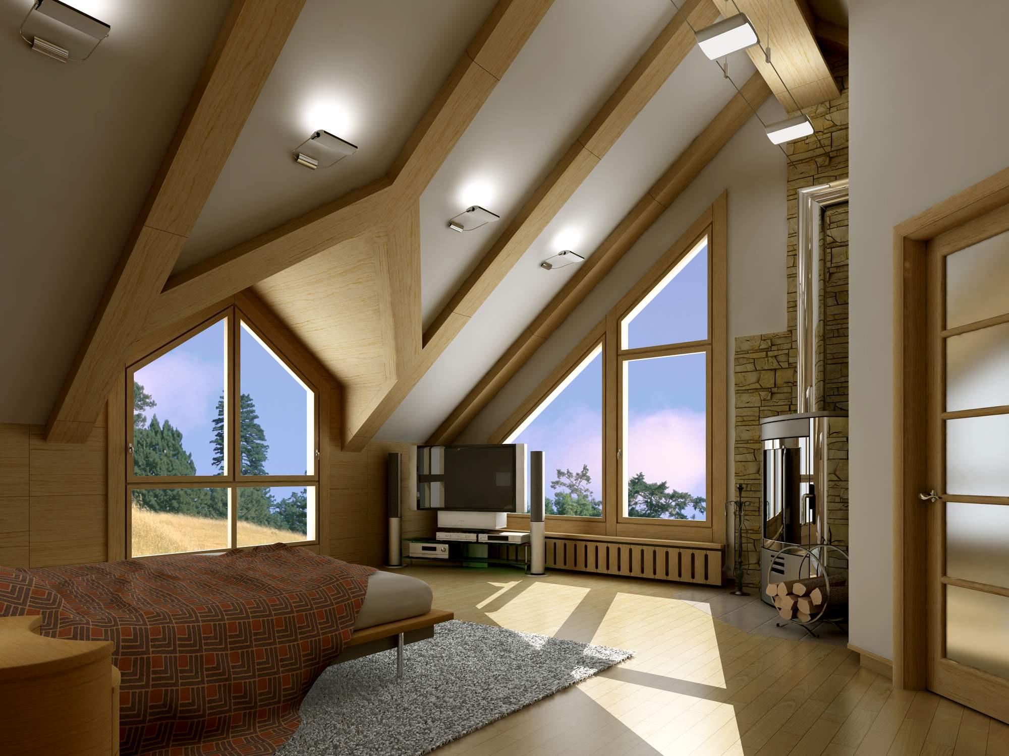 Родительская спальня вид3