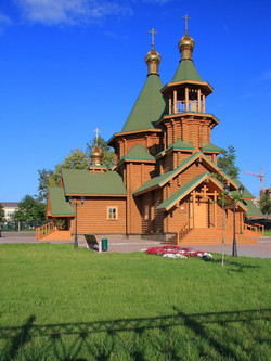 Храм Святого Георгия г. Подольск