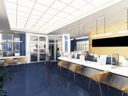 Операционный зал вид 2