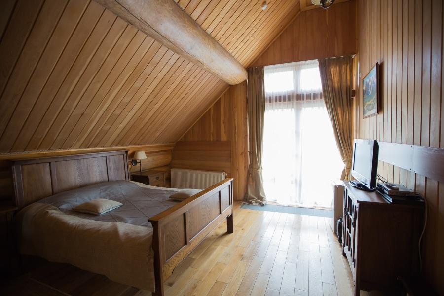 Интерьер спальни Гостевой №2
