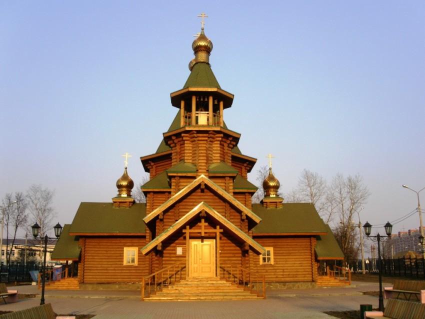 Церьковь Св. Георгия Подольск