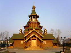 Храм Святого Георгия главный вход