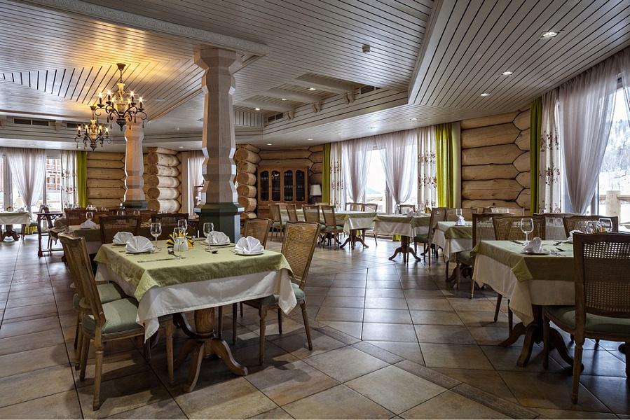 Ресторан Пилигрим Обеденный зал