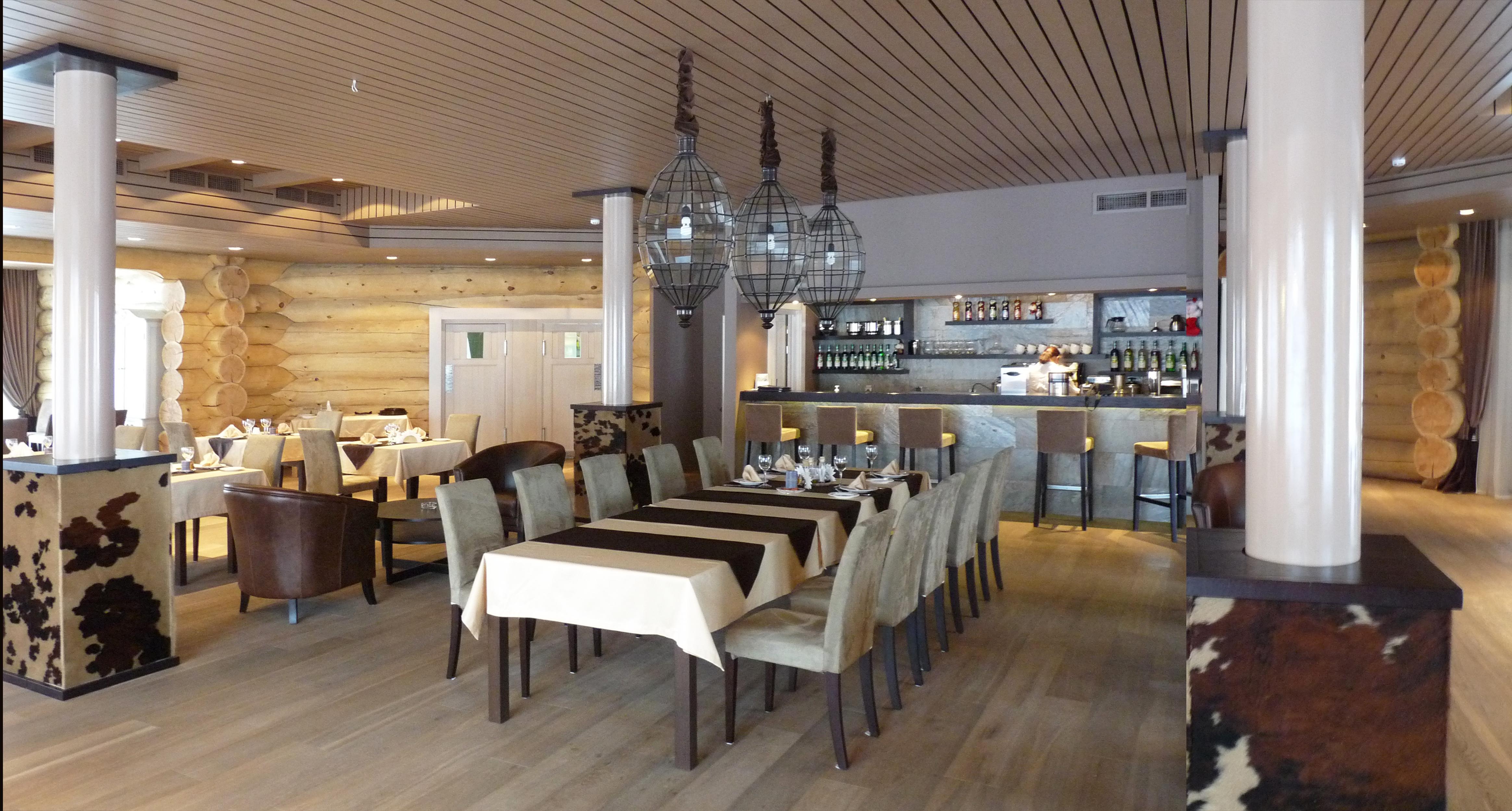 Ресторан Алтай зал-вид 1