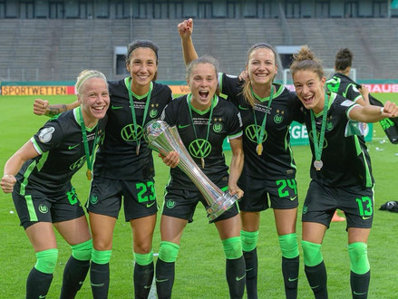 VfL Wolfsburg's chances of winning the UWCL title
