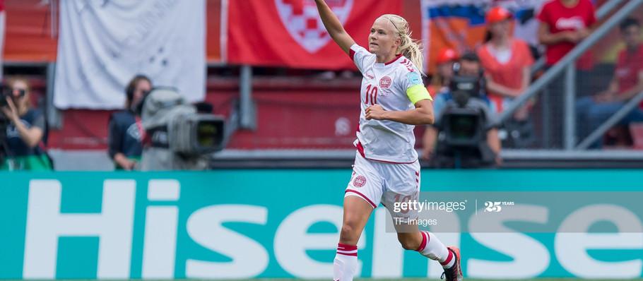 Pernille Harder - a born leader