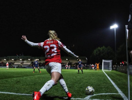 Beth Mead - the future of English women's football