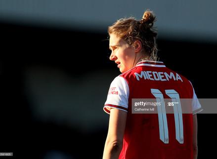 Vivianne Miedema - the undisputed phenomenon of female football