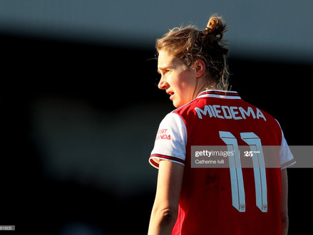 Vivianne Miedema - the undisputed phenomenon of female football