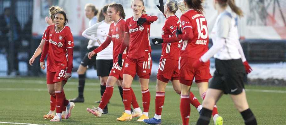 European Women's football - Bayern, Chelsea, Manchester clubs recorded wins this weekend