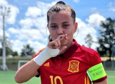 Claudia Pina - The Rising Superstar of Barca Femeni