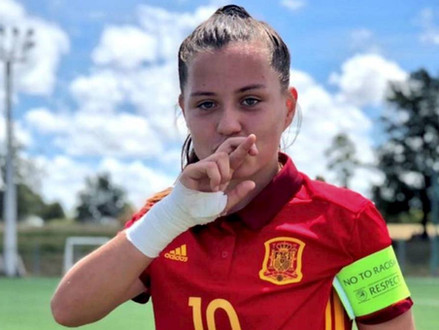Claudia Pina - The Rising Superstar of Barca Femeni