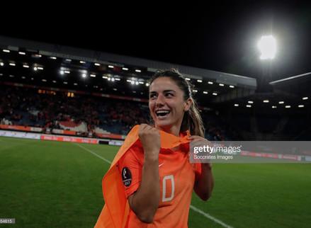 Danielle van de Donk - the maestro and a quiet heroine of the Dutch success