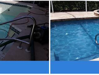 Pool Remodeling - Sarasota, Florida