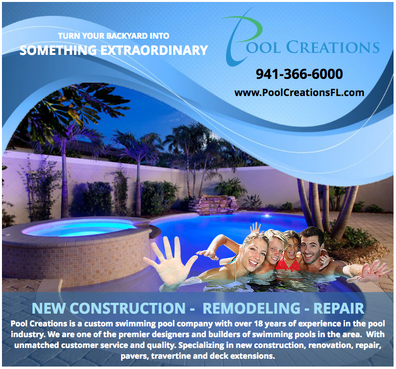 new swimming pool construction sarasota florida