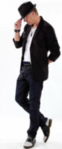 Dave Paquet, co-fondateur et directreur artistique