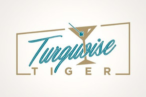 Turquoise Tiger