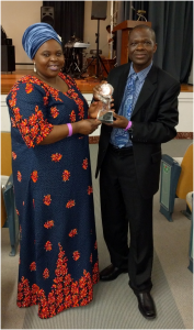 Anike Foundation Receives D&Ksuomi Humanitarian Award