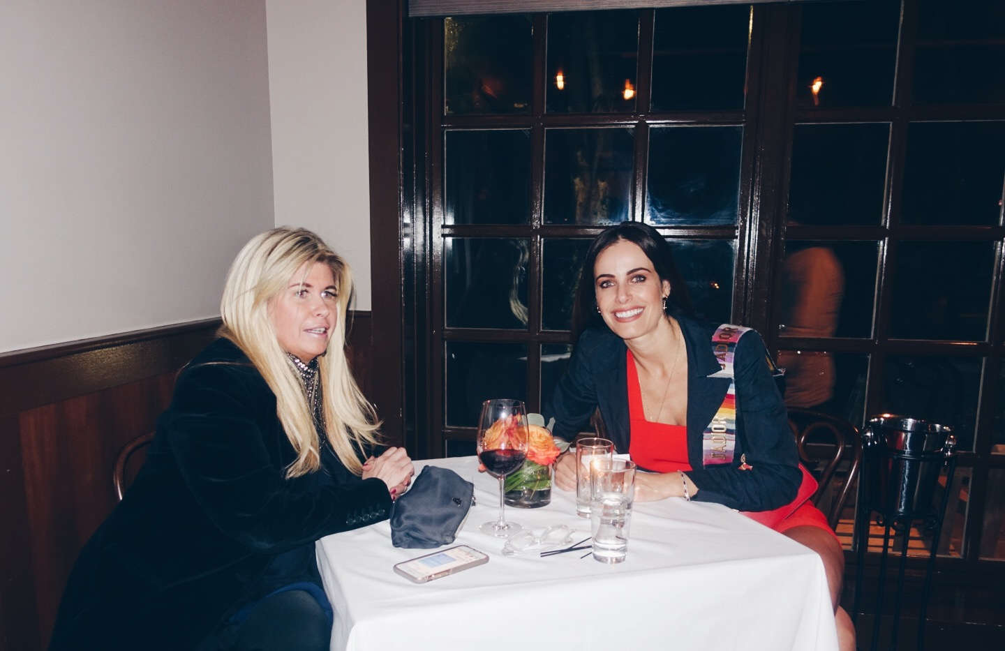 GDF's mission awareness + wine tasting event at Lugano Wine Bar in Greenwich CT.