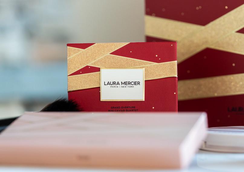 Laura Mercier Holidays Collection 2020 Collaboration.