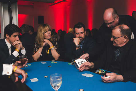 """The Gabriela Dias Foundation """" Hope for Change"""" Poker Tournament 2018."""