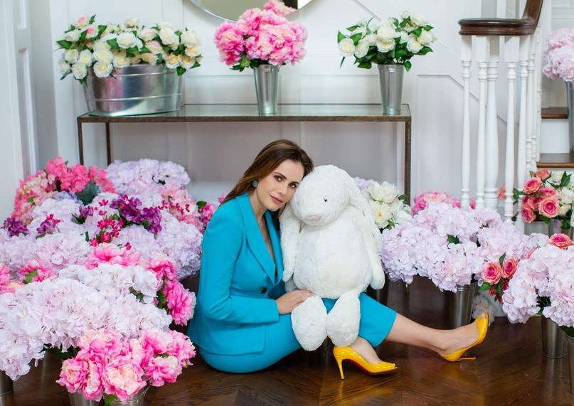 Gabriela Dias's Easter 2021 at Greenwich, Connecticut!