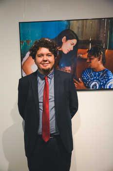 "Paulo Milan at The Gabriela Dias Foundation "" Hope for Change"" Poker Tournament 2018."
