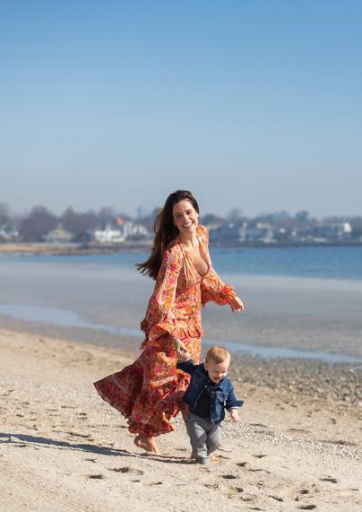 Gabriela & Brian Dias at Tod's Point, Greenwich, Connecticut!