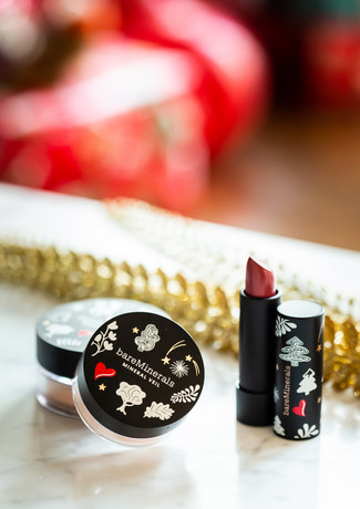 Bare Minerals Holidays Collection 2020 Collaboration.