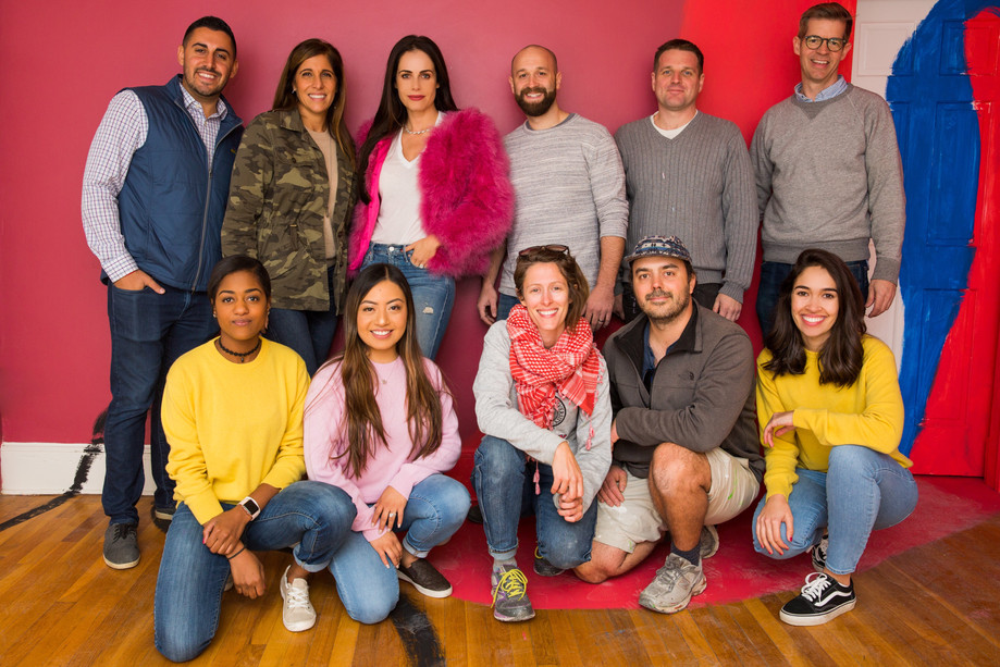 The Gabriela Dias Foundation ProudlySponsors Sour Milk Art Show 2018