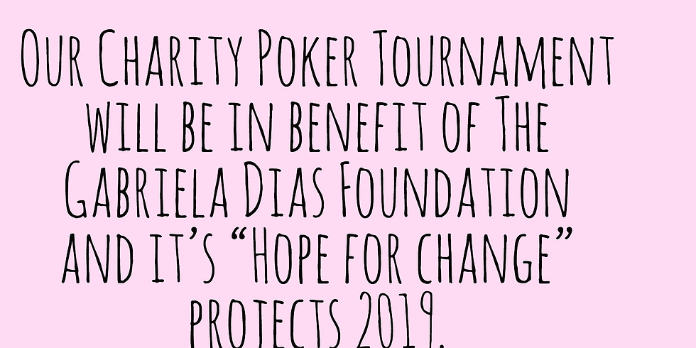 Charity Poker Tournament & Live Jazz Concert presented by Jones Trading