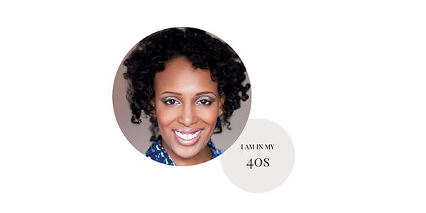 I am in my 40s