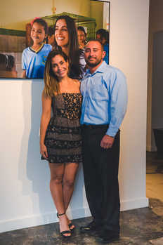 """Juliana and Paul at The Gabriela Dias Foundation """" Hope for Change"""" Poker Tournament 2018."""