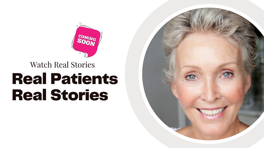 Real Patients Real Stories