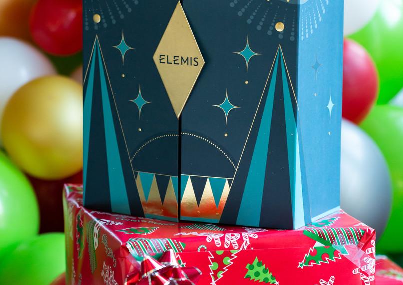 Laura Elemis Holidays Collection 2020 Collaboration.