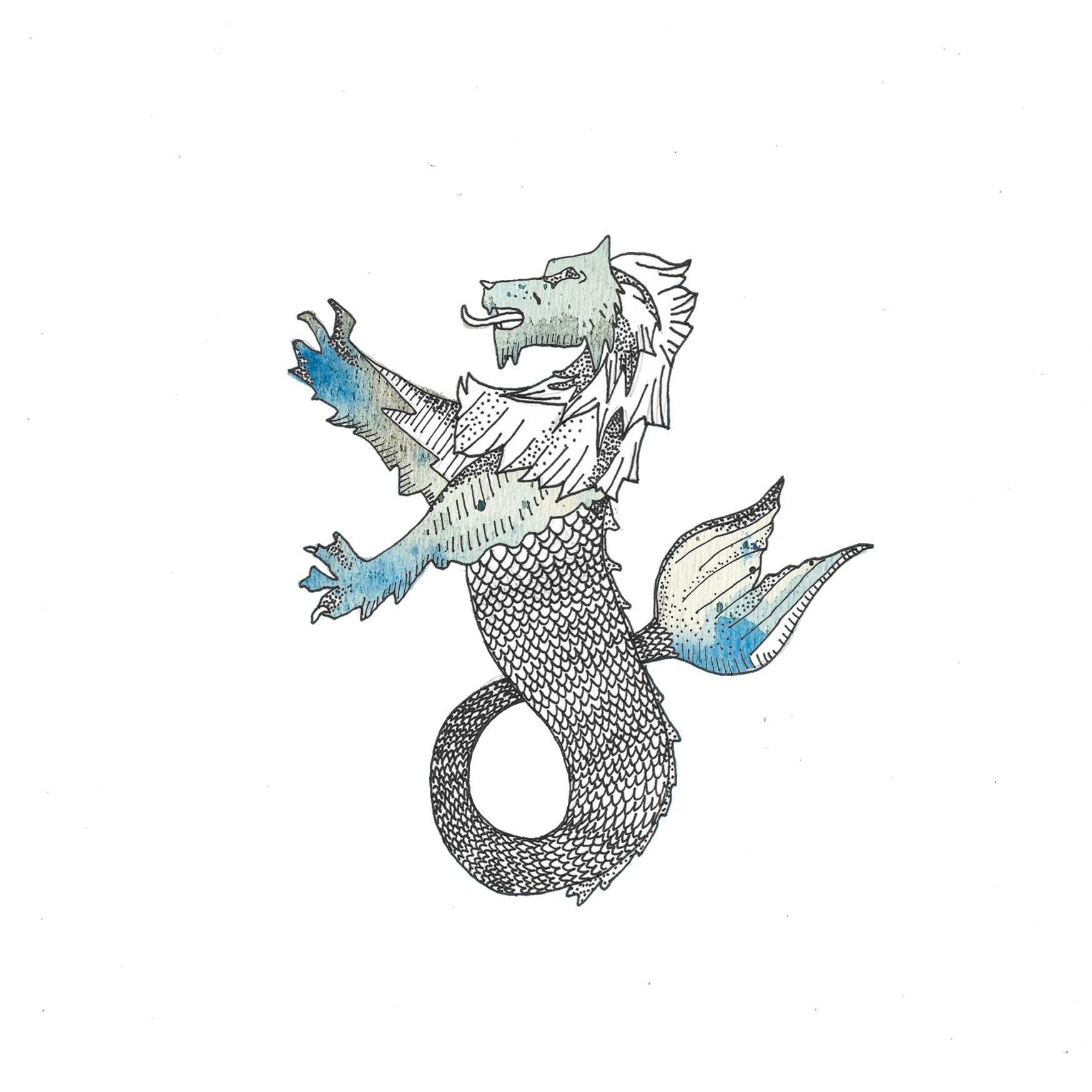 Talisker Sea Lion Logo