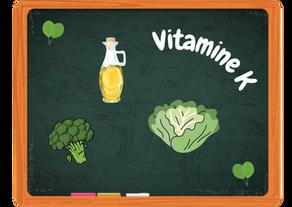 La vitamine K, vous connaissez?