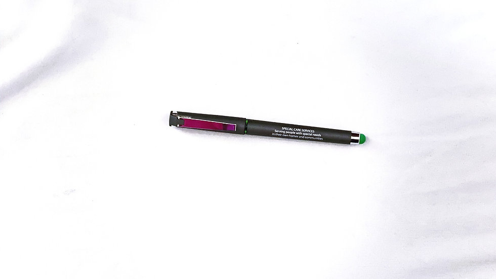 Soft Touch Accent Gel Pen