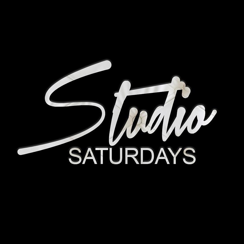 #StudioSaturdays