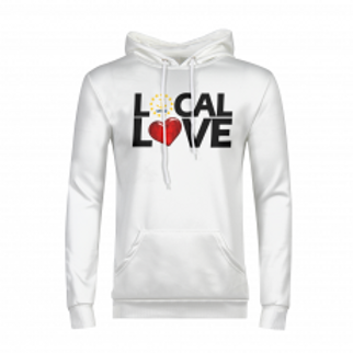 """Local Love"" Hoodie"
