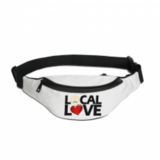 """Local Love"" Belt Pack"