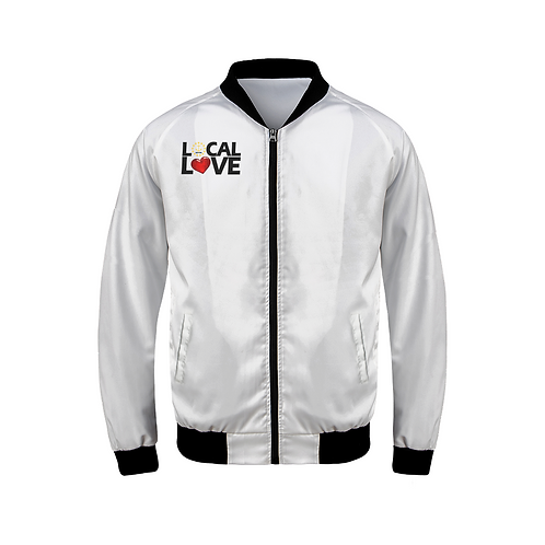 """Local Love"" Bomber Jacket"