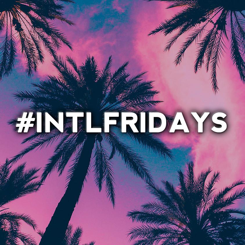 #INTLFridays Starring @DJAGreatness
