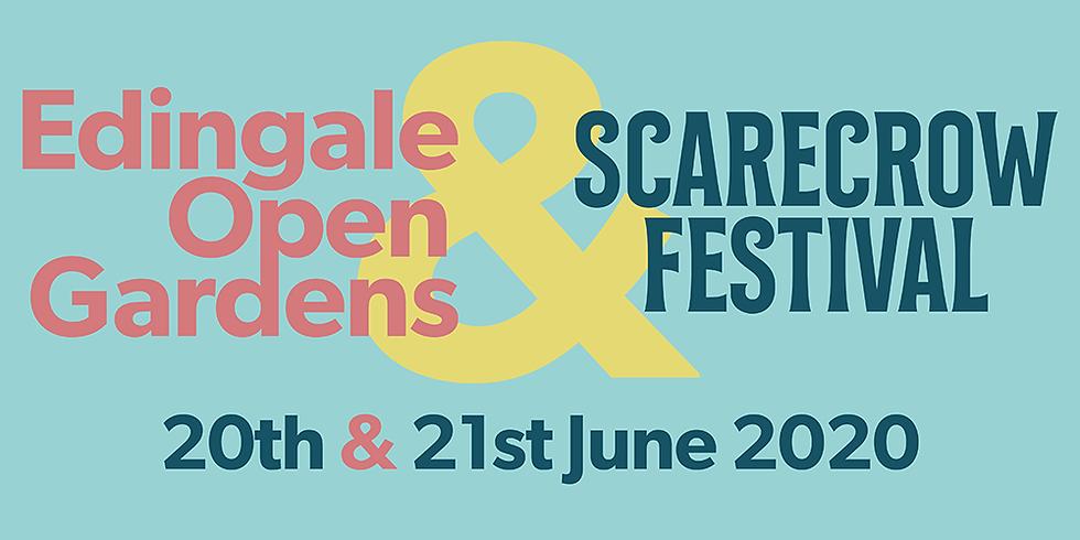 Edingale Gardens and Scarecrow Festival 2020